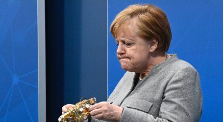 Njemačka produljuje mjere do 10. siječnja