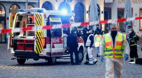 Među pet poginulih osoba u Trieru i devetomjesečna beba, 15 ozlijeđenih