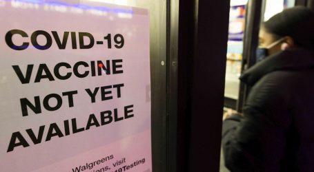 SAD ima najviši tjedni broj umrlih od covida-19 od travnja