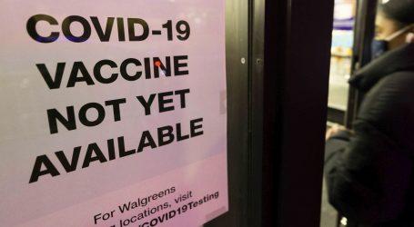 U očekivanju cjepiva: Rekordan broj hospitalizacija u SAD-u