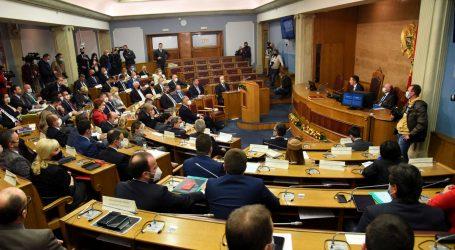 Velika pobjeda Srpske pravoslavne crkve: Crnogorski parlament izmijenio Zakon o slobodi vjeroispovjesti