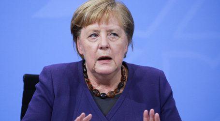 Merkel: Državna pomoć tvrtkama ne može se nastaviti u nedogled