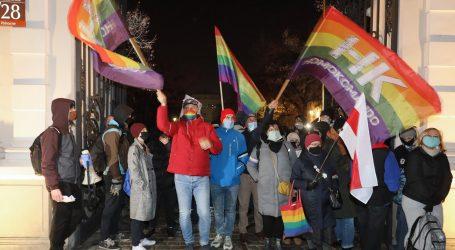 Ne posustaju bjeloruski prosvjedi protiv Lukašenka