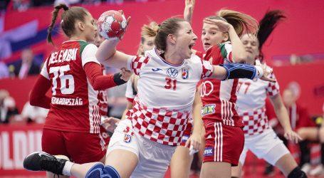 Ana Debelić u ekipi rukometnog Europskog prvenstva