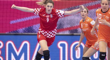 Hrvatske rukometašice pobijedile svjetske prvakinje na Euru i osigurale prolaz dalje