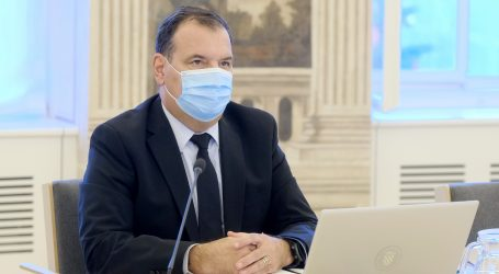 Beroš: 'Zdravstveni sustav daje svoj maksimum'