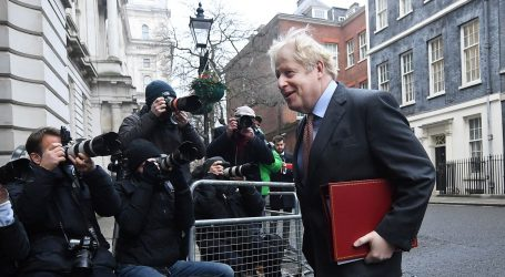 Boris Johnson putuje u Bruxelles, istječe vrijeme za trgovinski sporazum
