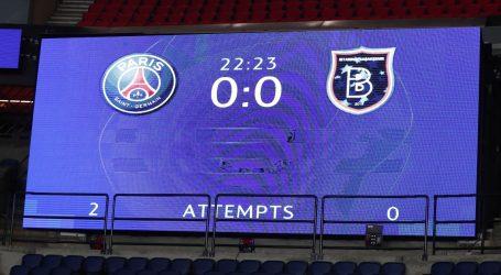 Incident u Ligi prvaka: Zbog rasizma prekinut susret u Parizu, nastavak u srijedu