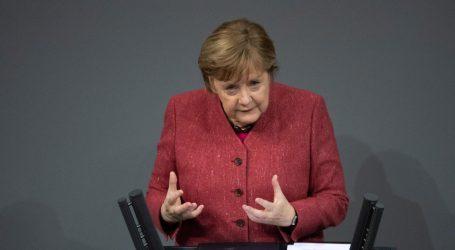 Merkel u Bundestagu zatražila strože mjere i branila rekordno zaduženje