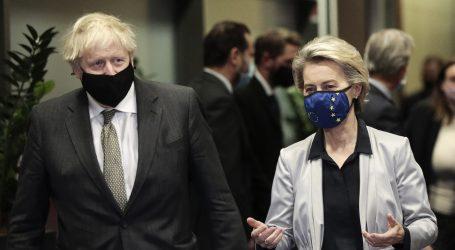 Von der Leyen i Johnson odlučuju o sudbini dogovora nakon Brexita