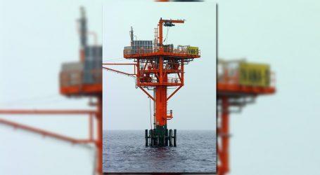 Inina platforma pronađena na dnu mora, pukao joj nosivi stup