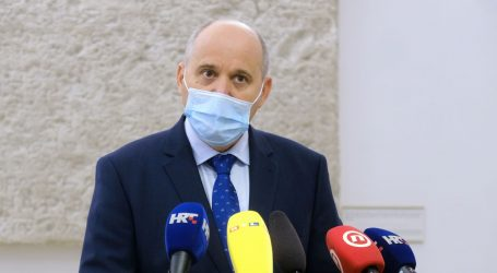"""Bačić: """"Ne stoje prigovori oporbe, Sabor zasjeda i idući tjedan"""""""