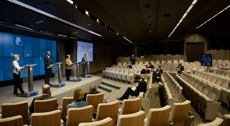 Von der Leyen: Prvi Europljani bit će cijepljeni vjerojatno prije kraja 2020.