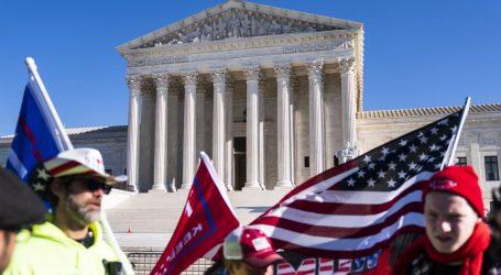 Vrhovni sud odbacio tužbu Teksasa za poništavanje izbora u četiri savezne države