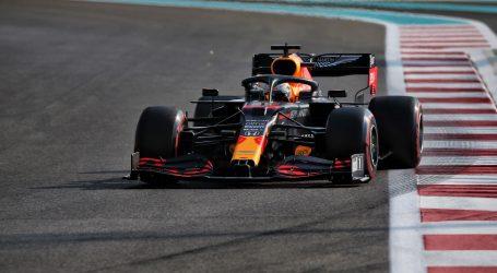 Max Verstappen osvojio Abu Dhabi u Formuli 1
