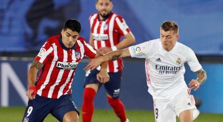 PRIMERA: Real Madrid slavio u gradskom derbiju, Atletico i dalje prvi na ljestvici