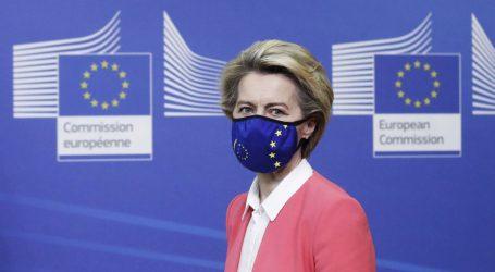 Ursula von der Leyen poziva da se s cijepljenjem krene isti dan u cijeloj Europskoj Uniji