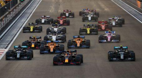 FIA objavila kalendar Formule 1 za 2021., na rasporedu rekordne 23 utrke