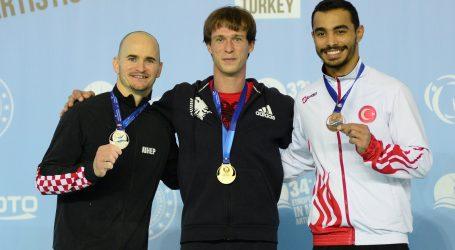 Tri srebra: Najuspješnije europsko prvenstvo za hrvatske gimnastičare