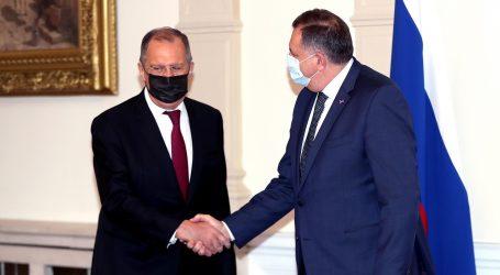 Rusija vraća BiH Dodikov poklon Lavrovu