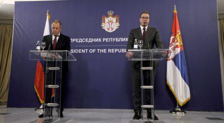 Lavrov: Džaferović i Komšić rade po nečijem nalogu