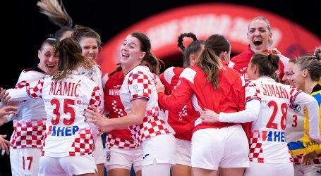 Europsko prvenstvo: Hrvatske rukometašice osvojile broncu
