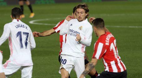 Real slavio protiv Athletica, Modrić upisao asistenciju