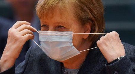 Merkel poziva Nijemce da se za Božić druže putem video poziva