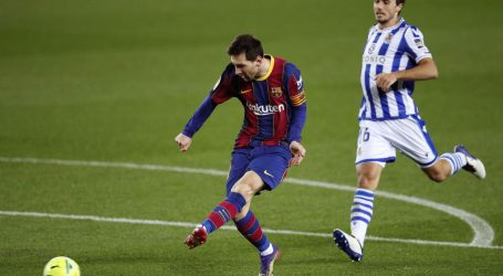 Primera: Barcelona pobjedom nad Real Sociedadom došla do petog mjesta