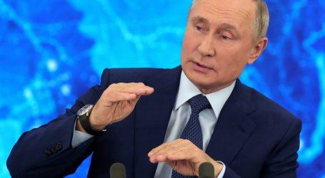 """Putin pohvalio """"hrabrost"""" ruskih špijuna"""