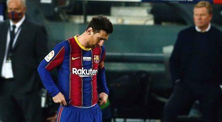 """Messi: """"Užasno je igrati bez navijača, osjećaj je grozan"""""""
