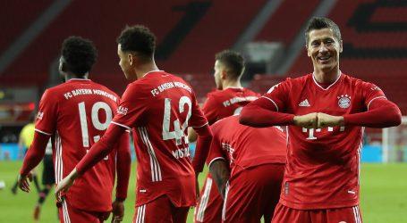 Bayern je ponovno vodeća momčad Bundeslige