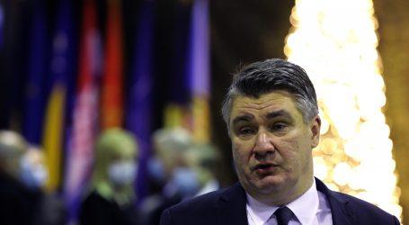 Milanović: Zbog epidemije ne treba odgoditi proces nabave borbenih zrakoplova