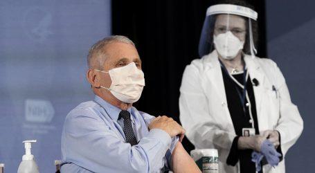 Fauci smatra da će za imunitet krda možda trebati cijepiti 90 posto stanovnišva