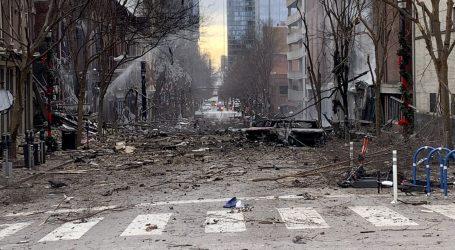 Tajnovita eksplozija u Nashvilleu: Policija i federalni agenti tragaju za dokazima