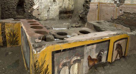 """Pronađeni novi """"fast food lokali"""" u antičkim Pompejima"""