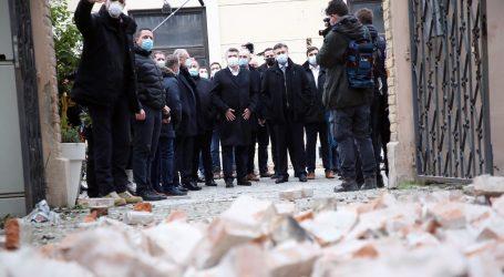 Potres u Sisku: Stanje se polako smiruje, nastradao gradski centar