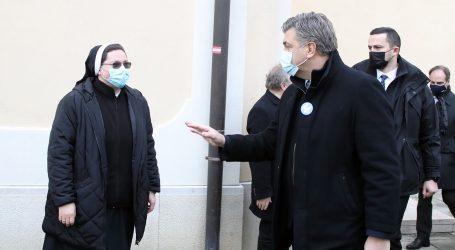 """Plenković: """"Pomoći ćemo. Možemo proširiti zakon o obnovi, preraspodijeliti proračun…"""""""