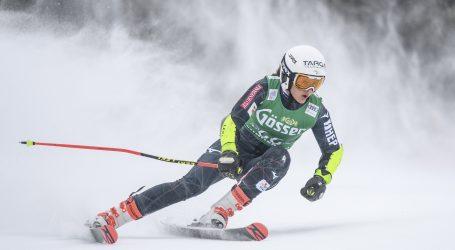 Otkazana druga vožnja veleslaloma skijašica u Semmeringu