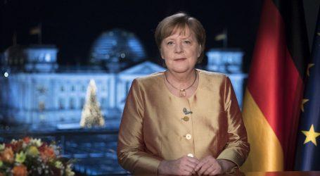 """Merkel: """"Zbog pandemije je moja posljednja godina na dužnosti bila najteža"""""""