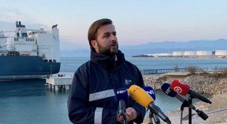 """Ćorić: """"LNG Croatia"""" ucrtala Hrvatsku na energetsku kartu svijeta"""