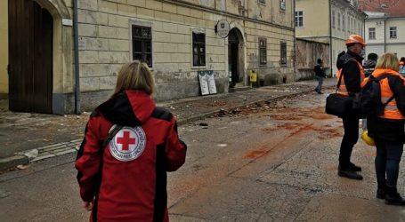 Hrvatski Crveni križ: Zbog velikog broja upita objavljene upute za donacije i pomoć pogođenima potresom