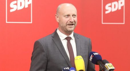 Kolar ponovno kandidat SDP-a za krapinsko-zagorskog župana