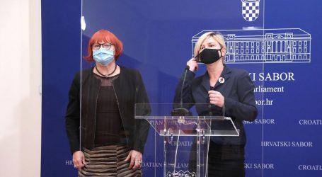 """Zeleno-lijevi blok: """"Kazne su drakonske i zadiru u ljudska prava"""""""