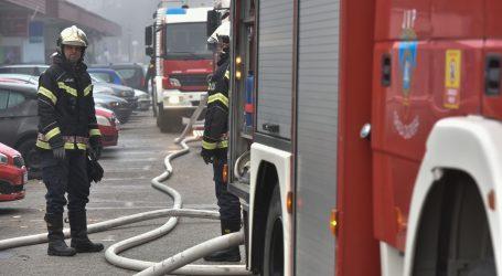 ZAGREB: Zapalio se restoran na Trešnjevci, kuhari pobjegli na vrijeme i izbjegli ozljede