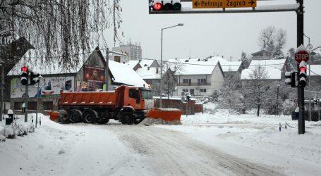 HAK: Na cestama zimski uvjeti