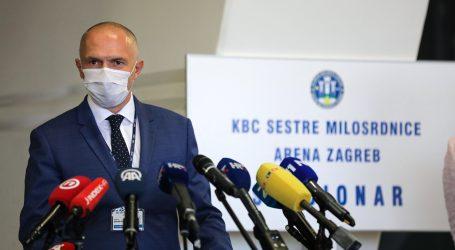 "Vagić: ""Pacijent iz Arene Zagreb je preminuo od karcinoma"""