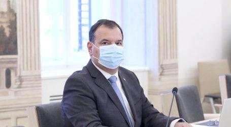 """Beroš: """"Ne vjerujem da bi iz KB-a Dubrava u Arenu prebacili teže oboljelog pacijenta"""""""