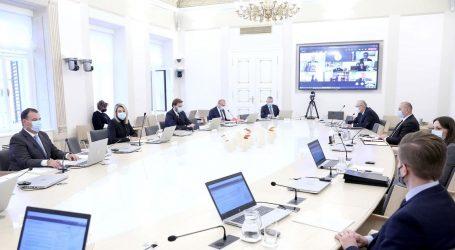 """VLADA: Premijer zbog korone ne može u Bruxelles: """"Predložio sam da Janša predstavlja Hrvatsku"""""""