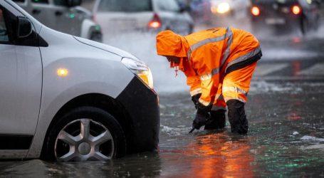 Potop u Splitu: Za jedan dan palo više kiše od prosjeka za cijeli prosinac